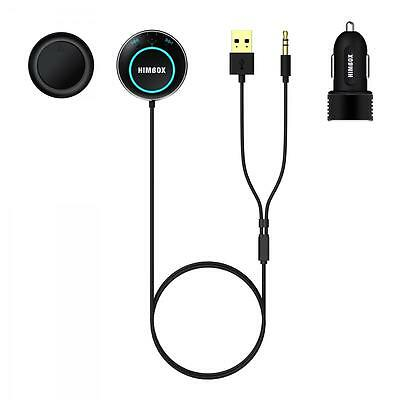 Bluetooth Hands Free Car Kit Himbox F HTC All Droids Samsung Android Smartphone