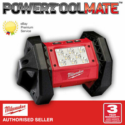 Milwaukee M18AL-0 18v LED Area Light - Naked - Bare Unit