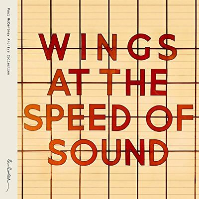 At the Speed of Sound (2 CD + DVD) - Paul McCartney And Wings - Audio CD (m6b)