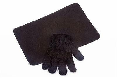 Heat Proof Resistant Protection Glove & Mat For GHD & Cloud 9 Wands & Tongs B