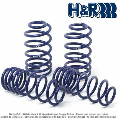 H&R lowering springs 28878-3 BMW 3er F31 Touring/SW for BMW 3er F31 Touring/SW b