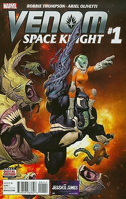 Venom Space Knight #1 Marvel