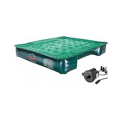Raised Air Mattress Pump Truck Bedding Camping Bed Inflatable Comfort Sleeper