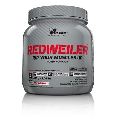 Olimp Redweiler 480 g Pre Workout Booster