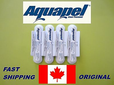 4 PACK AQUAPEL , Windshield and Glass Applications (original)