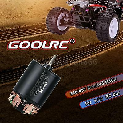 GoolRC 540/45T Brushed Motor for 1/10 RC Car R34N