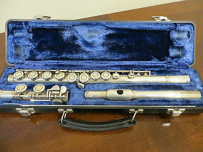 Flute by WT ARMSTRONG ELKHART IND - Would Suit Student