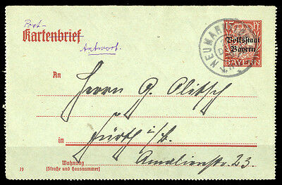 Bayern Nr. (K 9) Brief (1870006059)