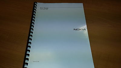 Nokia Lumia 1320 Fully Printed Instruction Manual User Guide 125 Pages A5