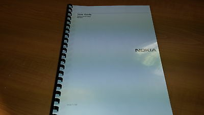Nokia Lumia 1520 Fully Printed Instruction Manual User Guide 127 Pages A5