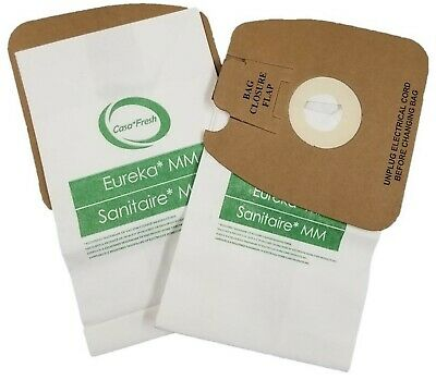 Eureka Style MM Vacuum Bags For Mighty Mite 10 Pack Micro Lined DVC Sanitaire