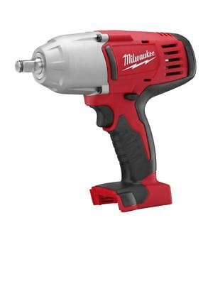 """Milwaukee 2663-20 M18 18V Cordless 1/2"""" High Torque Impact Wrench w/Friction Rin"""