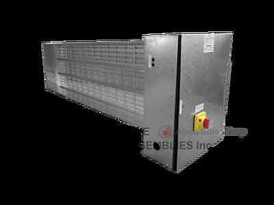 Thermolec SC-CU electric in duct heater HVAC 15 KW