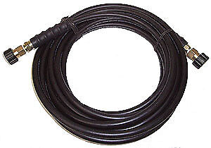 MTM Hydro 116003 Pressure Washer Replacement Hose 30' 4000psi With M22 Ends 1160