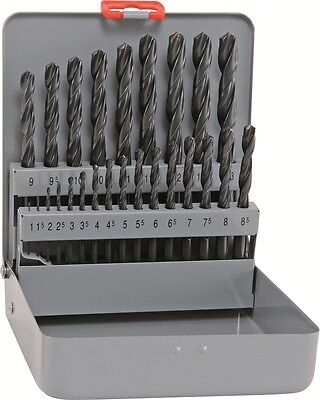 Alpen 25pc HSS Sprint Jobber Drill Set