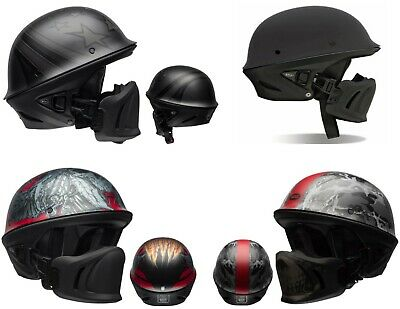 *Fast Shipping* Bell Rogue Motorcycle Helmet (Matte Black, Ghost, Arc Black..)