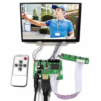 HDMI LCD Controller board with remote 7inch N070ICG LD1 1280x800 IPS LCD panel