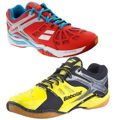 Babolat SHADOW 2M NEU 90€ Indoor Badminton Squash Hallenschuhe team propulse 4 2