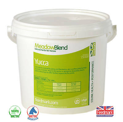 Feedmark Yucca for horses - *aids mobility reduces flatulence*