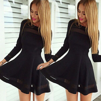 Fashion Women Summer Sexy Lace Bodycon Evening Party Cocktail Short Mini Dress