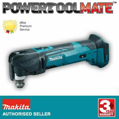 Makita DTM51Z 18v Li-Ion Multi-Tool LXT Keyless Blade Change - Naked - Body Only