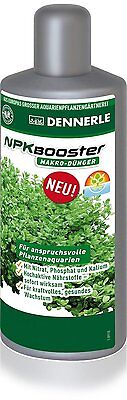 Dennerle NPK Booster High-Performance Aquascaping Macro Fertilizer, for 2500L