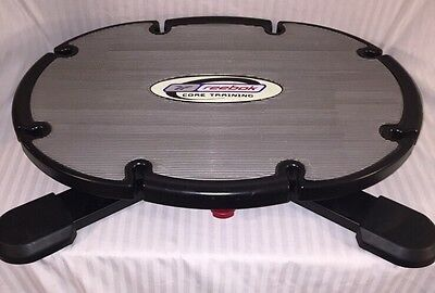 REEBOK Core Training Muscle Stabilizer Board Adjustable Silver RBCT5090.0