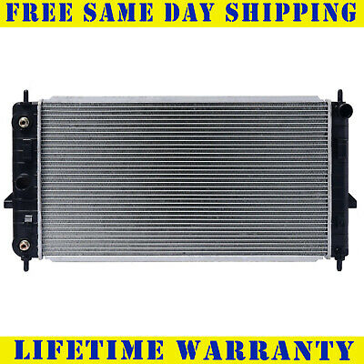 Radiator For Pontiac Chevy Saturn Fits G5 Cobalt ION 2.2 2.4 L4 2608