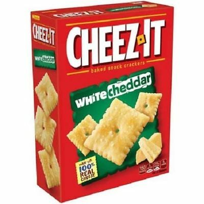 Cheez-It White Cheddar Baked Snack Crackers