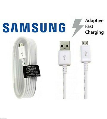 SAMSUNG GENUINE FAST CHARGE CABLE Samsung Galaxy Note4/S6  CABLE MICRO USB 2.0