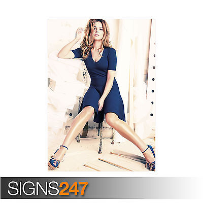 A1 - A5 SIZES AVAILABLE CHERYL TWEEDY COLE GLOSSY WALL ART POSTER