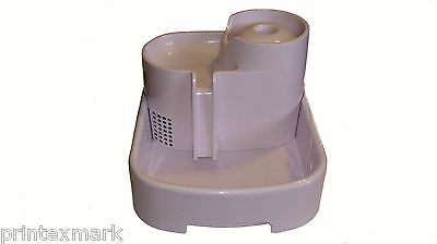 Pet Fountain, Indoor/Outdoor 70 fl. oz. Water Capacity With 2 Filters New