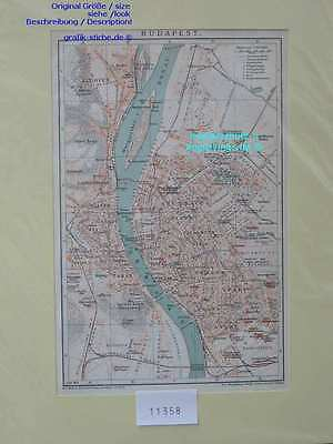 11358-Ungarn-Hungary-Magyar-Budapest-T Lithographie