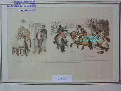 27180-Pferde-Horse-Reiten-Riding-Lithographie-Lithography-1885