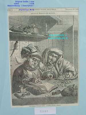 32881-Finanzen-Steuer-THE MISERS-Messys-Matsys-TH-1833