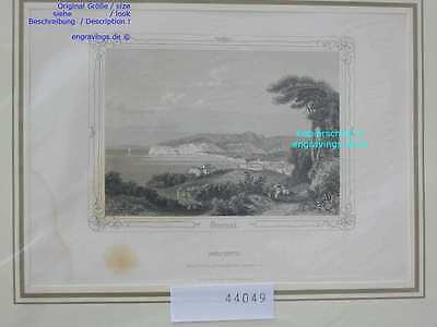 44049-Italien-Italy-Italia-SORRENTO-SORRENT-Stahlstich-Steel engraving-1850