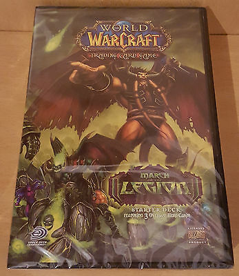 World of Warcraft WOW TCG March of the Legion Starter Deck New/Sealed