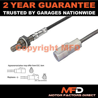 ford focus 1 6 1 4 st170 rs 2 0 16v fae oxygen o2 lambda exhaust ford focus 2 0 16v st170 2002 2004 4 wire front lambda oxygen sensor