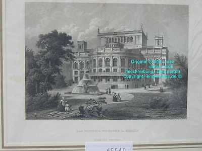 65540-Berlin-Victoria Theater-Theatre-Stahlstich-Steel engraving-1860
