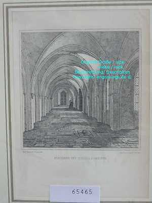 65465-Schleswig-Holstein-Schleswig Domkirche-Lithographie-Lithography-1875