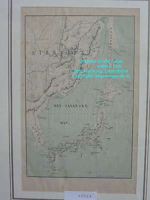 69964-Japan-Nippon-Nihon-Karte-Map-Lithographie-Lithography-1880