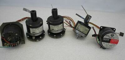 Lot of Step Stepper Motors Applied Motion Vexta Oriental Evershed PH266 60527-1