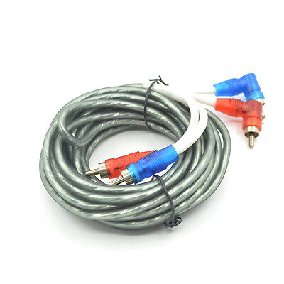 Car Audio RH801 RCA Stereo Cable with OFC connectors Price Performance Series
