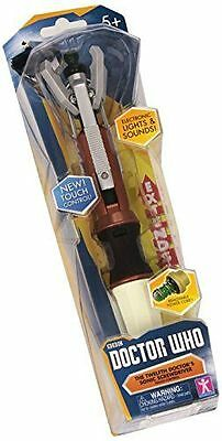 Doctor Who 12th Doctors Premium Sonic Screwdriver with Touch Controls Kids Game