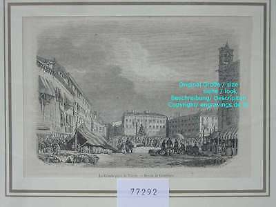 77292-Italien-Italy-Italia-Triest-Trieste-TH-Wood engraving