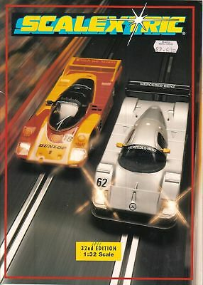 Scalextric 1991 Catalogue - Edition 32