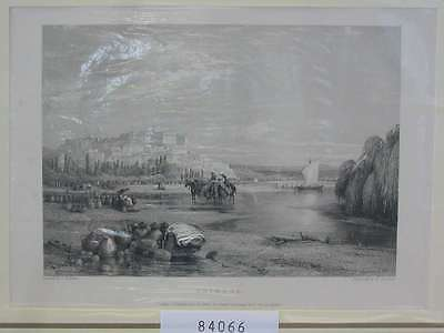84066-Portugal-Portuguesa-Coimbra-Stahlstich-Steel engraving-1838