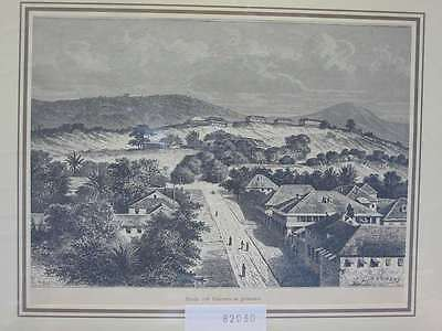 82030-Afrika-Africa-Freetown-T Holzstich-Wood engraving