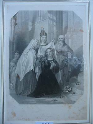 86361-Findens Tableaux-Portugal-Stahlstich-steel engraving
