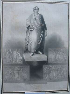 89679-Portraits-Goethe-Stahlstich-steel engraving